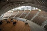 Przebudowa amfiteatru w Koszalinie na finiszu. Miasto przejęło obiekt. Ale artyści pojawią się w lipcu [ZDJĘCIA, WIDEO]