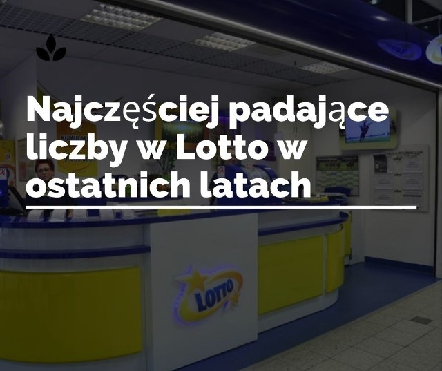 Oto najczęściej padające liczby w Lotto w ostatnich latach - lista w dalszej części galerii.