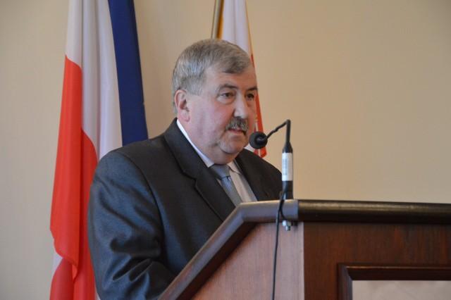 Starosta miechowski Jacek Kobyłka
