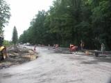 Lasowice Wielkie: Finiszuje przebudowa skrzyżowania