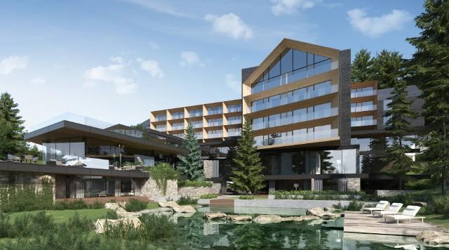 Nowy hotel, jaki powstanie na Kubalonce