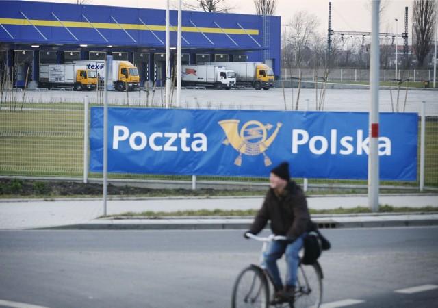 Sortownia Poczty Polskiej przy ul. Awicenny we Wrocławiu