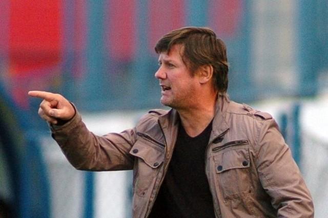 Zanim trafił do Przemyśla trener Jarosław Zając prowadził m.in. Siarkę i Pogoń Leżajsk.