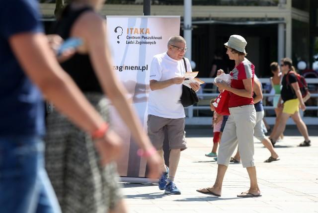 Każdego roku odnotowuje się około 15 tysięcy zaginięć obywateli polskich w kraju i za granicą