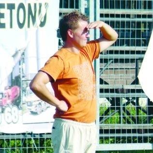 Trener Ryszard Borkowski wypatruje lepszych czasów