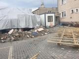 Państwo Kameccy z Cekcyna stracili dach: - Płakać nie ma co, tylko sobie radzić - mówi Zbigniew Kamecki [zdjęcia]