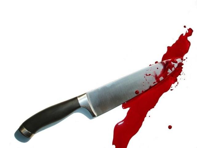 Wzajemnie ugodzili się nożami