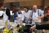 Gęsina 2019. Warsztaty kulinarne z Michelem Moranem [zdjęcia]