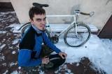 Na rowerze przez całą zimę. Sposoby cyklistów na mróz