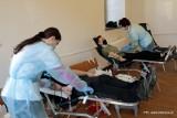 Akcja krwiodawstwa w staszowskim ratuszu. Pobrano prawie 6 litrów krwi (ZDJĘCIA)