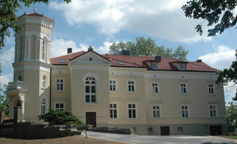 Pałac w Pawłowicach