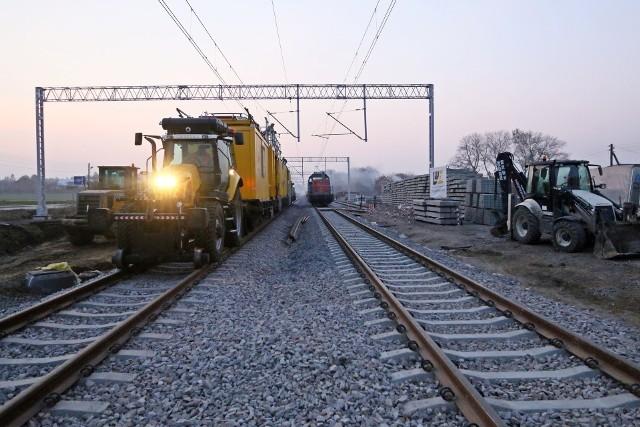 Od marca pociągi pojadą objazdem na tymczasowym torze między Tczewem a Kostrzynem