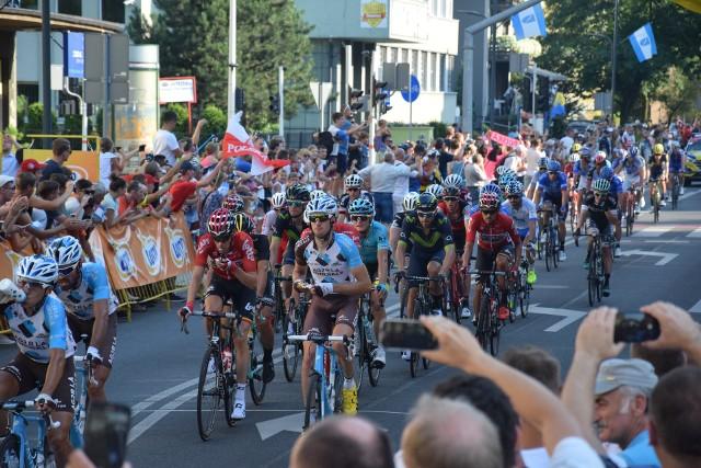Tour de Pologne 2017 w Rybniku