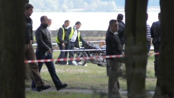 Podczas pikniku w Turawie zginęła 22-letnia pasażerka motocykla.