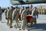 Pożegnanie polskiego żołnierza w Afganistanie [ZDJĘCIA]