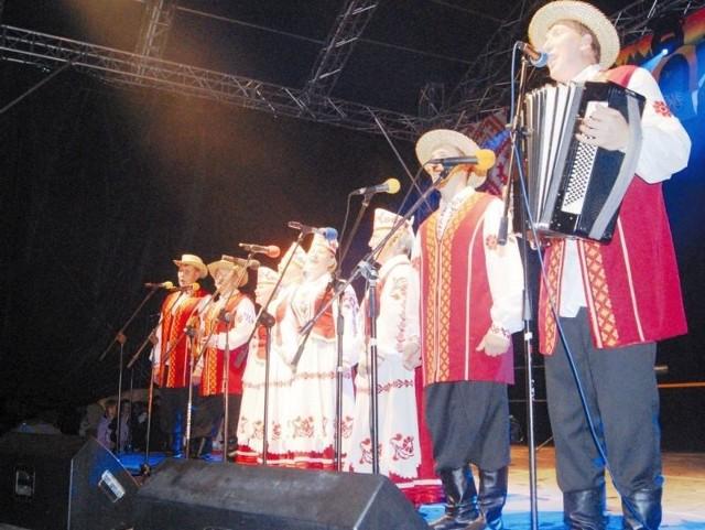 Występy w Białowieży
