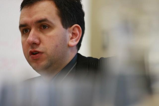 Sebastian Rynkiewicz twierdzi, że poziom prac jest bardzo wyrównany