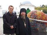 Jerzy Kalina twórca filmu Archimandryta wspomina ojca Gabriela z Odrynek [ZDJĘCIA, FILM]