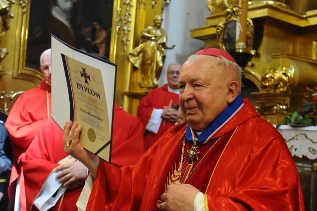 Biskup senior Diecezji Rzeszowskiej Kazimierz Górny jest na kwarantannie po tym jak u dwóch księży mieszkających w pałacu biskupim potwierdzono zakażenie koronawirusem.