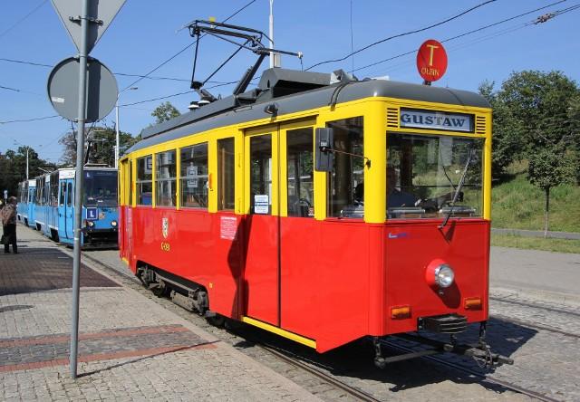 MPK organizuje dziś nocną przejażdżkę zabytkowymi tramwajami. Można jeszcze wygrać wejściówki