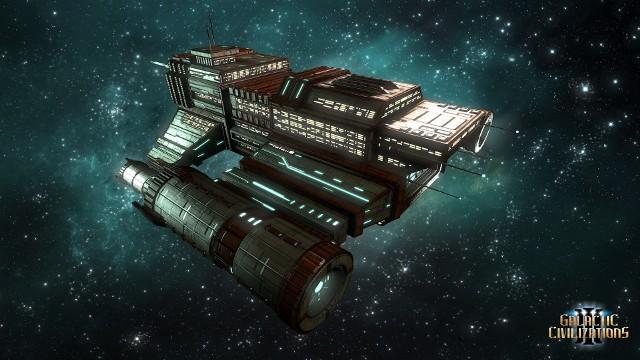 Galactic Civilizations IIIGalactic Civilizations III: tury, heksy, kosmos... czy może być coś lepszego?