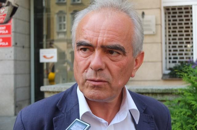 Tadeusz Jarmuziewicz, poseł PO i kandydat na prezydenta Opola.