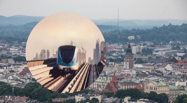W studium dla bezkolizyjnego transportu zarekomendowano budowę w Krakowie premetra z tunelem pod centrum miasta.