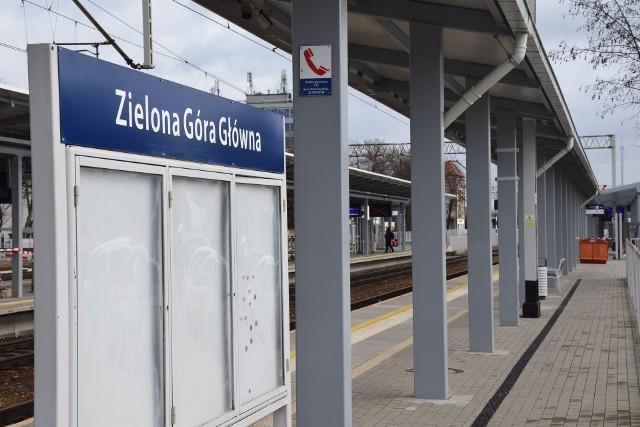 Niedwno PKP PLK zakończyła inwestycje na dworcu Zielona Góra Główna. W poniedziałek przekazała 4 mln zł na wsparcie służby zdrowia w okresie pandemii koronawirusa