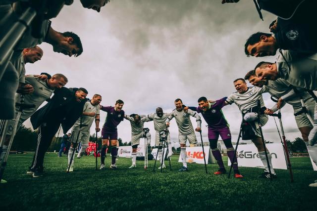 Mistrzowie Polski AMP Futbolu