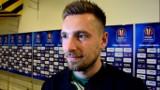 Artur Sobiech po finale Pucharu Polski: To jeden z ważniejszych goli w mojej karierze