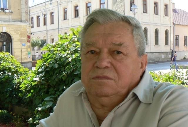 Leszek Drogosz do dziś dokładnie pamięta swoje dziecięce przeżycia z wojny