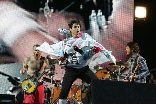3 lipca 2007 roku na Stadionie Śląskim w Chorzowie wystąpił zespół Red Hot Chili PeppersZobacz kolejne zdjęcia. Przesuwaj zdjęcia w prawo - naciśnij strzałkę lub przycisk NASTĘPNE