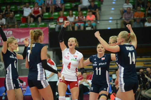 Polki przed eliminacjami mistrzostw świata dwukrotnie pokonały reprezentację Belgii.