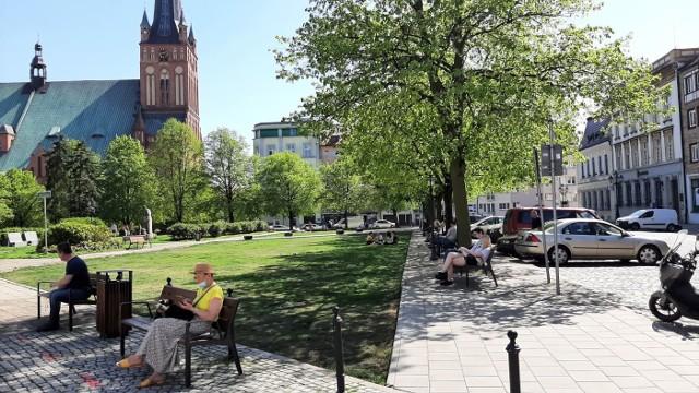 Zmiany w parkowaniu na Starym Mieście w Szczecinie od 19.05.2021