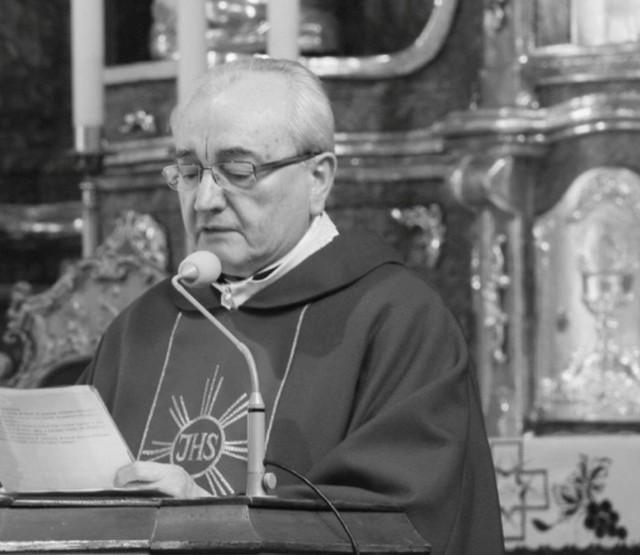 Ks. infułat Edmund Podzielny (1941 - 2021)