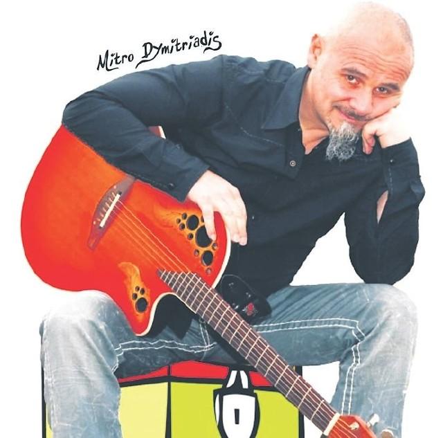 Mitro Dymitriadis jest znany szczecińskim widzom z wielu koncertów.