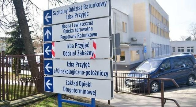 W radomskim Szpitalu Specjalistycznym brakuje miejsc na oddziale zakaźnym dla chorych z COVID-19.