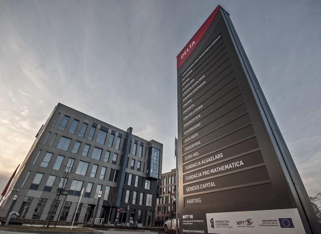 Wrocławski Park Technologiczny szkoli i pomaga firmom zdobywać pieniądze