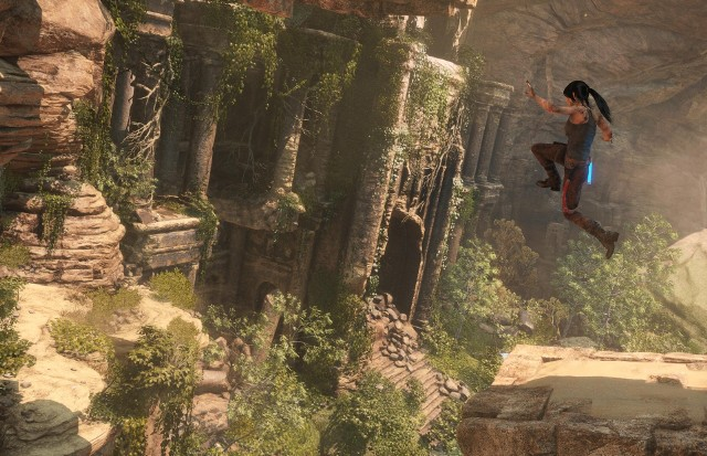 Rise of the Tomb RaiderRise of the Tomb Raider