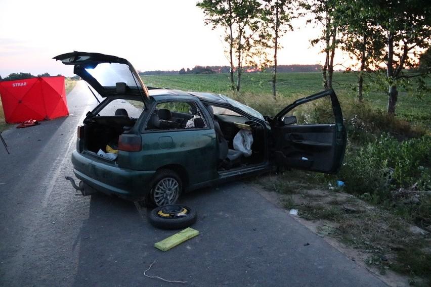 Sprawca wypadku usłyszał już zarzuty i najbliższe trzy...