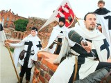 Rycerze będą walczyć o zamek krzyżacki w Toruniu