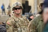Przywitanie wojsk USA we Wrocławiu [ZDJĘCIA]