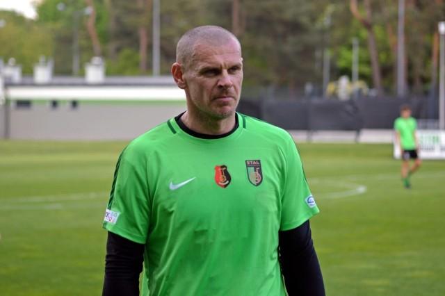 Tomasz Wietecha pogra w Stali jeszcze co najmniej do końca 2021 roku