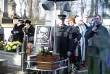 Ostatnie pożegnanie Jerzego Bożyka na cmentarzu Rakowickim [ZDJĘCIA]