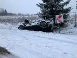 Podhale jest już zasypane śniegiem! Zrobiło się biało, zimno i... niebezpiecznie na drogach [ZDJĘCIA]