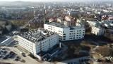Szpital MSWiA w Kielcach ma nową siedzibę. Pomieści jednocześnie 150 pacjentów