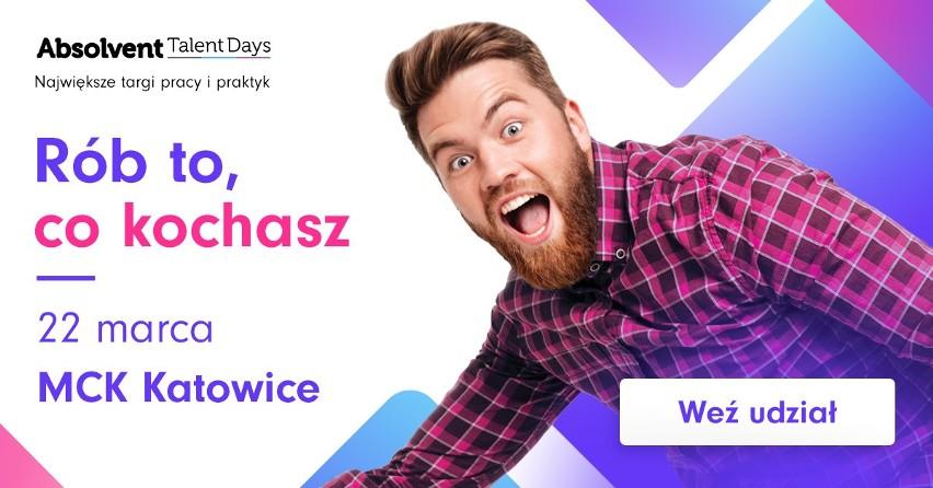 Absolvent Talent Days odbędą się 22 marca 2018 r. w Międzynarodowym Centrum Kongresowym w Katowicach.