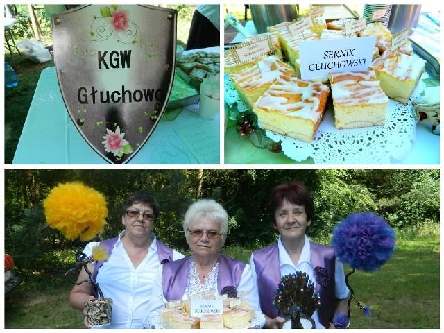 - W naszej wsi sporo się dzieje - mówią Ewa Lisewska (od lewej), Maria Kucharzewska i Teresa Krawczyk Parzyszek