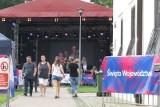 Święto województwa kujawsko-pomorskiego - astrofestiwal w Brodnicy - koncert Rozes