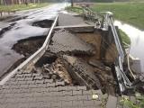 Burza na Pomorzu. Gdynia po czwartkowej (20.06.2019) ulewie. Szacuje straty i przystępuje do napraw [ZMIANY W KOMUNIKACJI]
